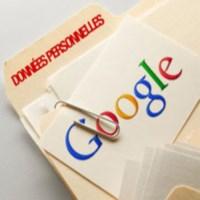 Dossier google contenant les données personnels